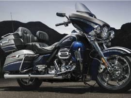 2017 Harley-Davidson motorcycles unveiling on November 8
