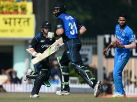 Ranchi ODI: Spinners restrict New Zealand to 260 for 7