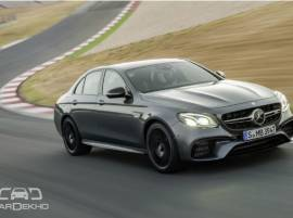 All-New Mercedes-AMG E 63 revealed!