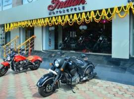 Indian Motorcycle opens 8th dealership in India