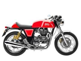 Royal Enfield to launch Continental GT 750cc twin-cylinder next year