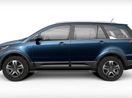 Tata has started to take bookings for Hexa