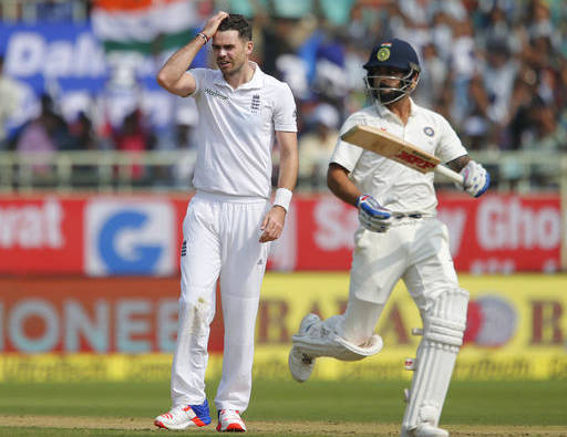LIVE SCORE IND v ENG 2nd Test Day 1: Hosts aim to improve ...