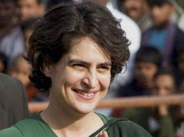 Priyanka negotiated deal with SP, says Congress