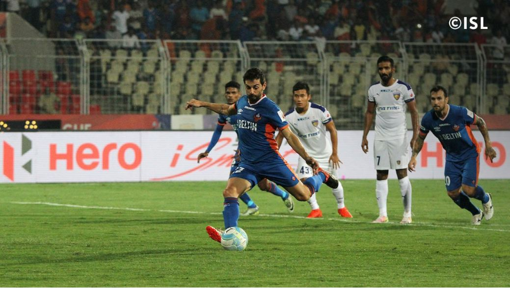 Goa snatch late win in 9-goal thriller vs Chennaiyin to end ISL season on a high