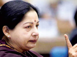 Biggest controversy in Jayalalithaa