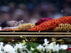 Reason why Jayalalithaa was buried and not cremated
