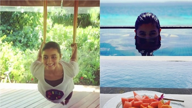 Alia Bhatt Is The Most Carefree Traveller In Her Recent Holiday Pictures