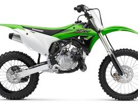 Kawasaki KX250F and KX100 launch on Dec 18th