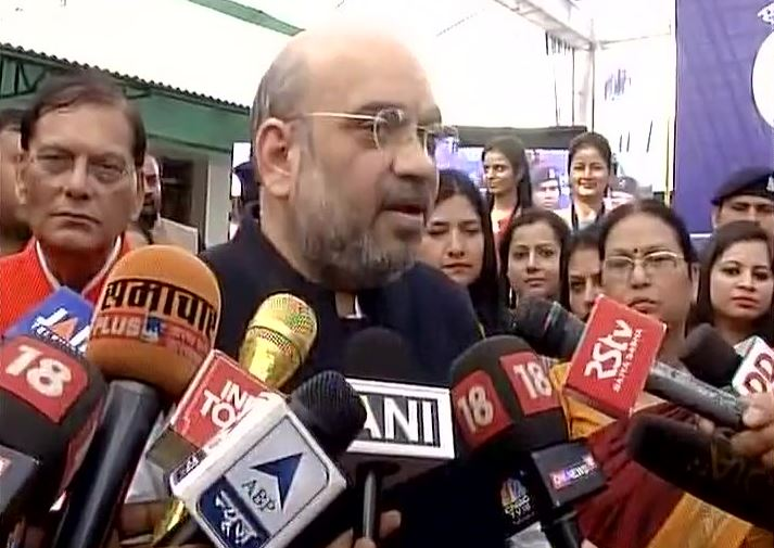 BJP's landslide win in Chandigarh shows people approve of demonetisation: Amit Shah
