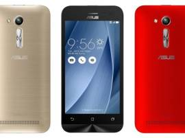 Asus ZenFone Go 4.5 LTE launched in India: Price, release date, specifications, and more