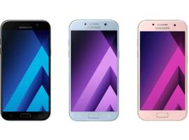 Samsung unveils Galaxy A7, A5, A3 in latest series of smartphones