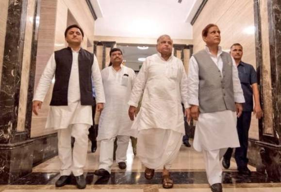 Possibility of SP factions coming together? Azam Khan says 'Yes'