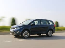 Tata Motors to offer optional grooming kits for Hexa