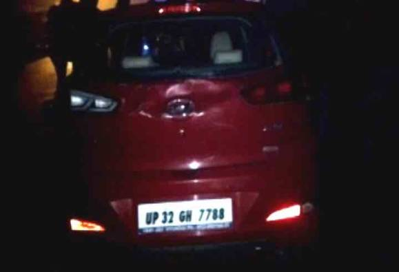 Lucknow: Car hits night shelter, 4 dead; Ex-Samajwadi Party MLA's son was reportedly in car