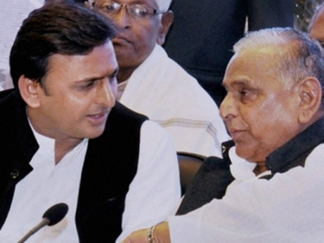 When there is no fight then where comes the question of agreement: Mulayam on tussle with Akhilesh