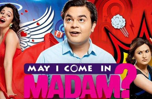 Fire on 'May I Come In Madam?' set halts shoot