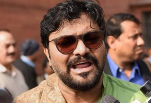 BJP MP Babul Supriyo booked on complaint by TMC MLA