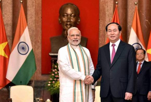 China to hardly sit with arms crossed if India boosts military ties with Vietnam, warns Chinese daily