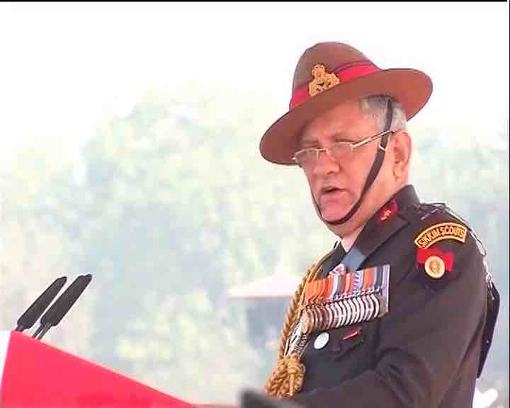 Army chief defends human shield incident, says dirty war has to be fought with innovative ways