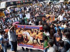 TN ministers hold talks with pro-Jallikattu protestors