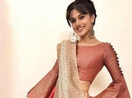 Taapsee Pannu gatecrashes wedding, feels thrilled