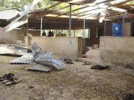 Nigeria mistakenly bombs refugee camp, kills more than 100