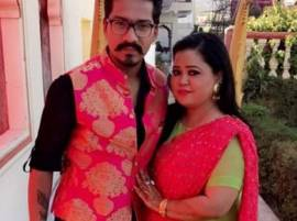 Laughter Queen  Bharti Singh gets ENGAGED