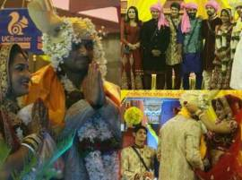 BIGG BOSS 10: FINALLY! Monalisa gets MARRIED but won't believe where she spent her 'SUHAAG RAAT'