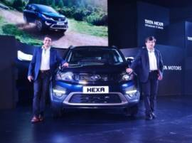 Tata Motors' new lifestyle vehicle 'HEXA' launched at Rs 11.99 lakh