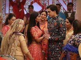 YEH RISHTA KYA KEHLATA HAI: A NEW ENTRY on Karthi-Naira's wedding