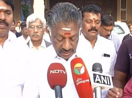 Jallikattu to take place in a day or two says CM O. Panneerselvam, requests to withdraw protest