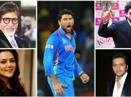 This is how Bollywood reacted to Yuvraj