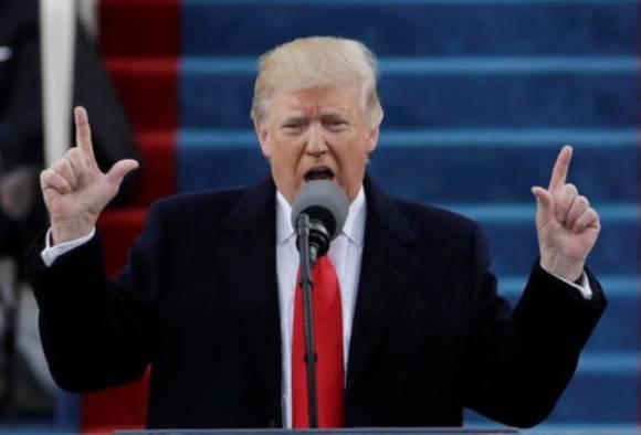 Donald Trump vows to eradicate 'radical Islamic terrorism': Highlights of US President's speech