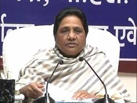 Feud between Akhilesh Yadav & Mulayam Singh Yadav was fixed drama: Mayawati
