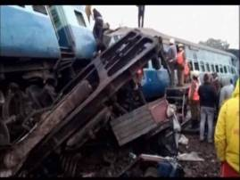 36 killed as Jagdalpur-Bhubaneswar Express derails in Vizianagaram, Andhra Pradesh