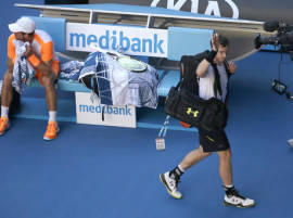World No.1 Andy Murray crashes out of Australian Open