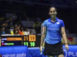 Saina Nehwal wins Malaysia Masters Grand Prix Gold title