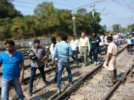 Hirakhand Express: CID visits train derailment site
