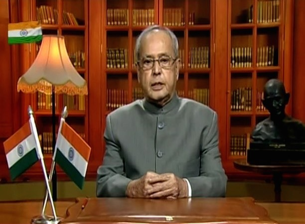 President Mukherjee bats for simultaneous polls