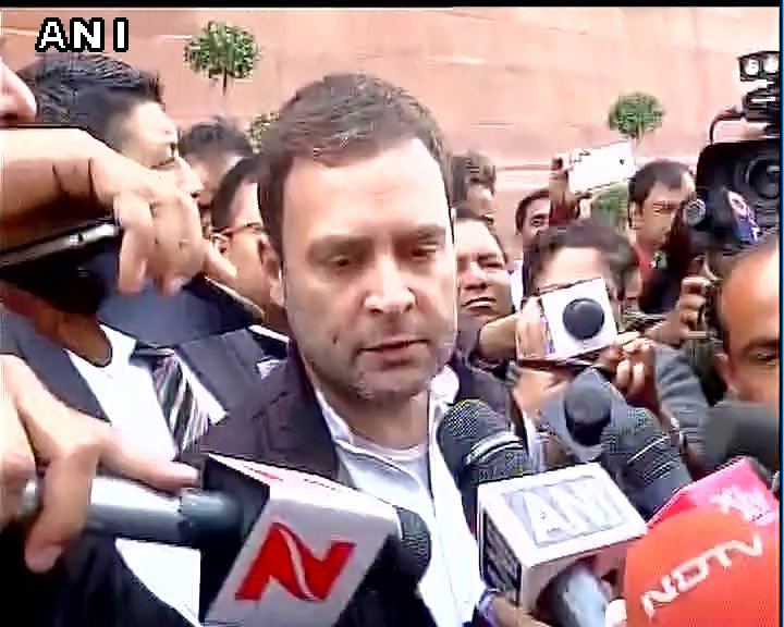 It was a Sher o shayari budget, had nothing for farmers & youth: Rahul Gandhi
