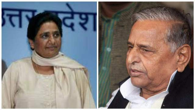 When Mulayam formed Govt in UP with help of Mayawati & then the relations strained