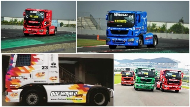 Tata Motors announces final line up of Indian & international racers for T1 Season 4