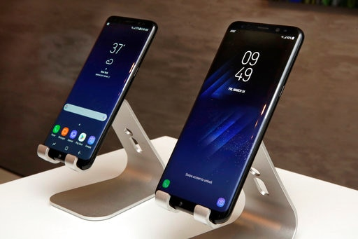 Galaxy S8, Galaxy S8 Plus with infinity screen launched, sale from April 21