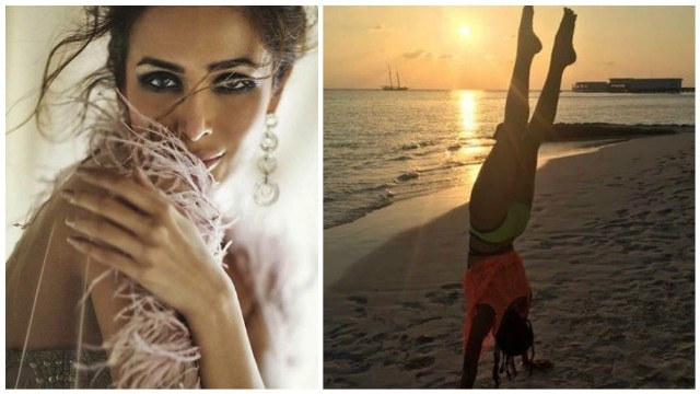 Photos That Prove Malaika Arora Is The Fittest & Hottest Mom In Bollywood