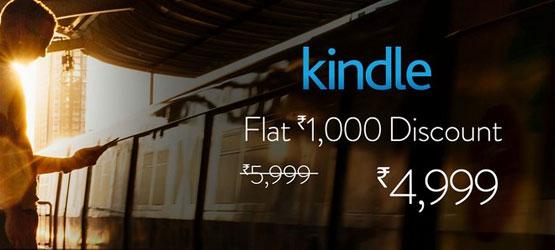 SPONSORED: Great Discounts On Amazon Kindle