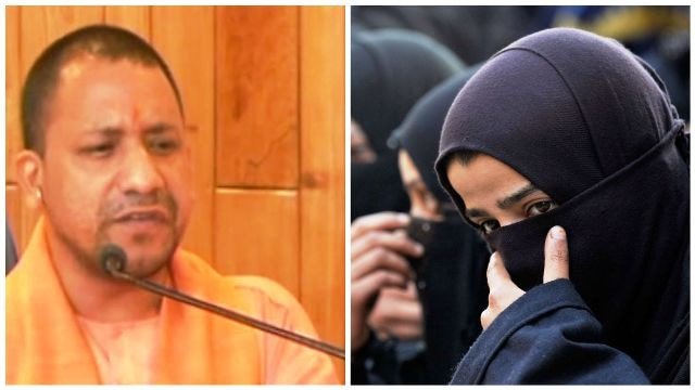 One who maintains silence on triple talaq is equally guilty of crime: Yogi Adityanath