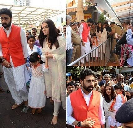 IN PHOTOS: Abhishek And Aishwarya Bachchan Celebrate 10th Wedding Anniversary