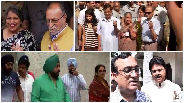 MCD Elections 2017 LIVE: Vote in larger numbers, CM Arvind Kejriwal urges Delhiites