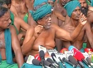 Tamil Nadu farmers 'temporarily' call off their 41-day-long protest